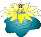 Professor's Lake Yoga Logo